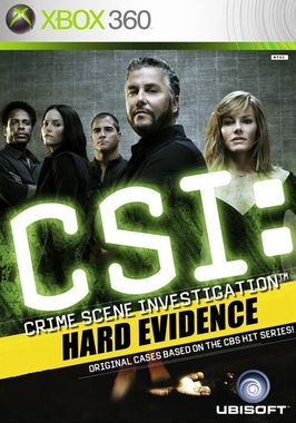 CSI: Crime Scene Investigation Hard Evidence