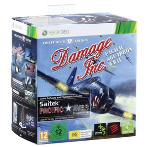 Damage Inc. Pacific Squadron WWII Collectors Edition