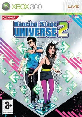 Dancing Stage Universe 2 (Game Only)