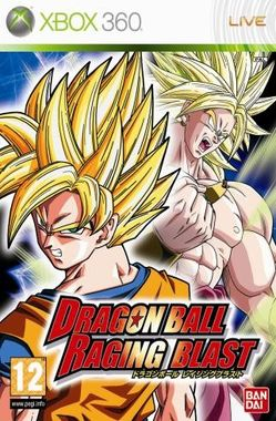Dragonball: Raging Blast