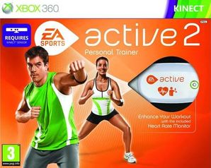 EA Sports Active 2 with Heart Monitor