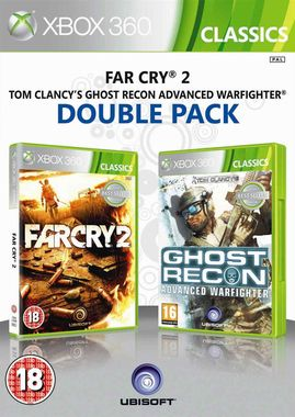 Far Cry 2 & Ghost Recon Advanced Warfighter Double Pack