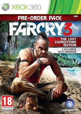 Far Cry 3 The Lost Expeditions Pre-order Edition