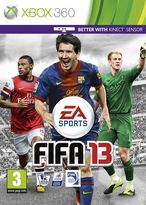 Photography of FIFA 13 (Kinect Compatible)
