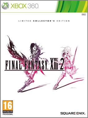 Final Fantasy XIII-2 Limited Collector's Edition