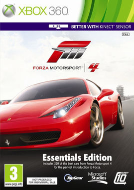Forza Motorsport 4 - Essentials Edition