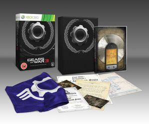 Gears of War 3 Limited Collector's Edition