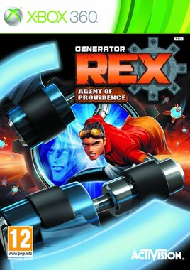 Generator Rex: Agent of Providence