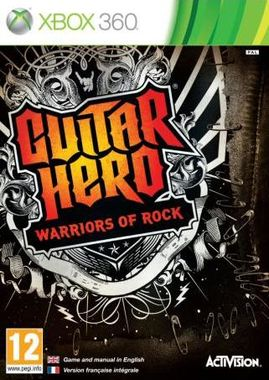 Guitar Hero: Warriors of Rock (Game Only)