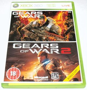 Gears of War 1 and 2 Double Pack