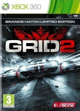 Grid 2: Brands Hatch Limited Edition