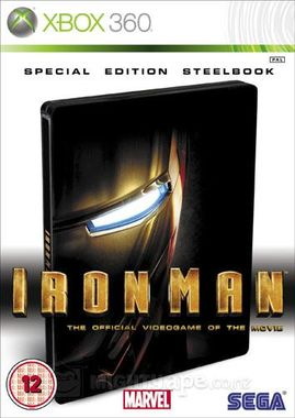 Iron Man Steelbook Edition