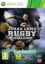 Photography of Jonah Lomu Rugby Challenge