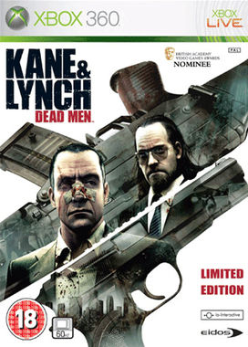 Kane & Lynch: Dead Men Special Edition