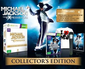 Michael Jackson: The Experience Collectors Edition