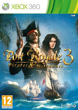 Port Royale 3 Pirates and Merchants