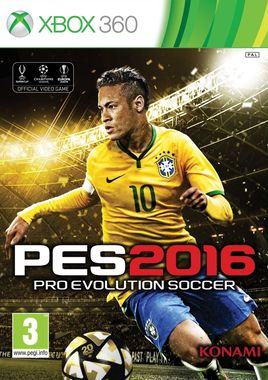 Pro Evolution Soccer 2016 Day 1 Edition