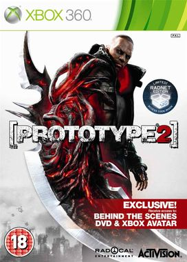 Prototype 2 Limited Radnet Edition
