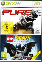Photography of Pure/Lego Batman Double Pack from Bundle