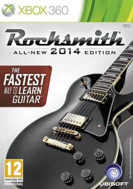 Rocksmith 2014 All New Edition with Cable