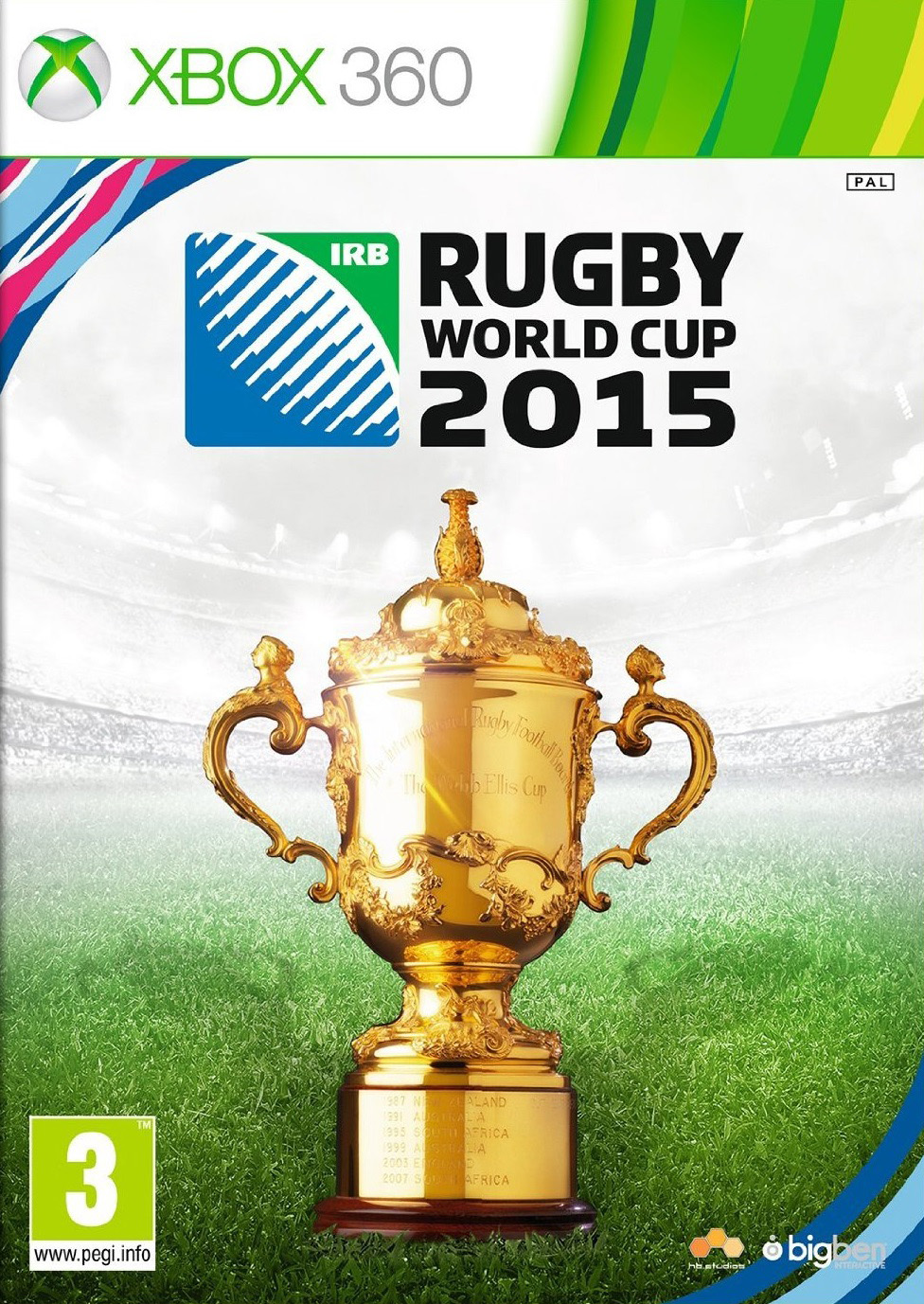 rugby world cup 2015 360