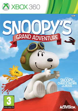 Snoopys Grand Adventure: The Peanuts Movie