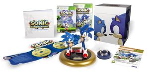 Sonic Generations Collectors Edition