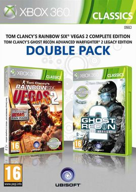 Tom Clancys Vegas 2 & Ghost Recon 2 Double Pack