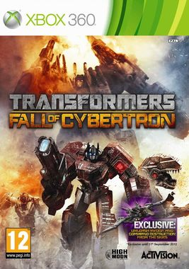 Transformers: Fall of Cybertron G2 Bruticus Pre-Order Editio