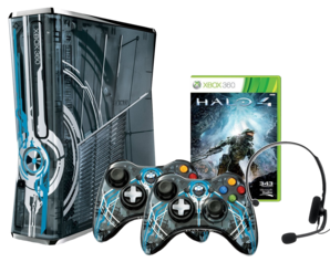 Xbox 360 320GB Halo 4 Limited Edition Console