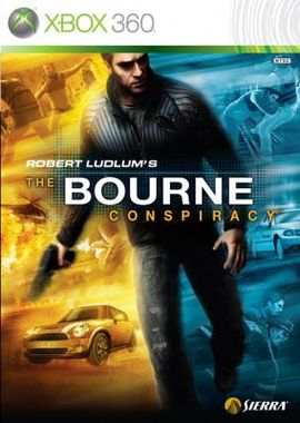 Robert Ludlums The Bourne Conspiracy