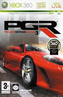 Project Gotham Racing 3