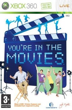 You're In The Movies (Game Only)