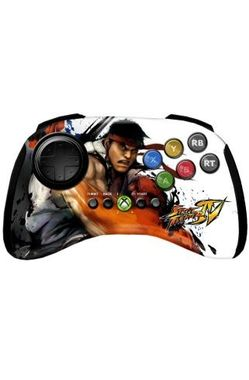 Street Fighter IV Controller for 360 - Ryu