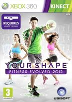 Photography of Your Shape Fitness Evolved 2012