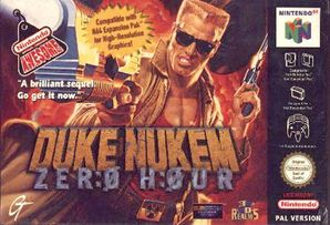 Duke Nukem Zero Hour