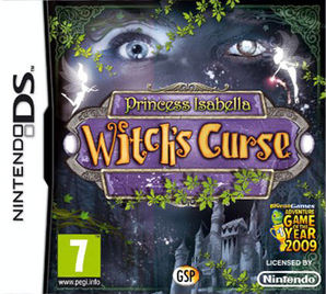Witch's Curse:: Princess Isabella
