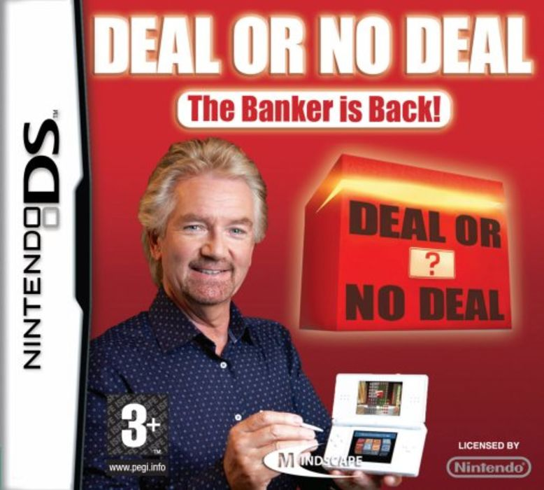 who is the banker on deal or no deal