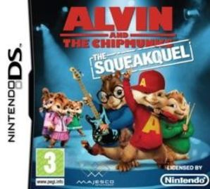 Alvin & The Chipmunks: The Squeakwal