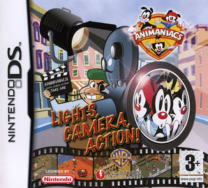 Animaniacs: Lights, Camera, Action