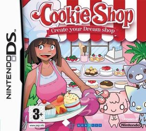 Cookie Shop: Create Your Dream Shop