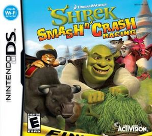 Shrek Smash N Crash