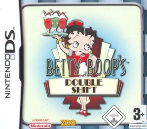 Betty Boop Double Shift
