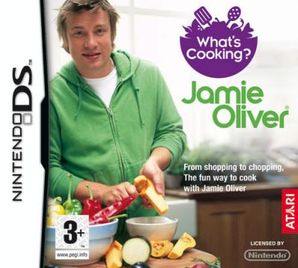 Whats Cooking? Jamie Oliver