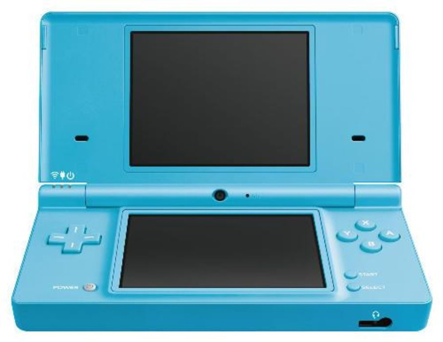 Nintendo Dsi Light Blue Console