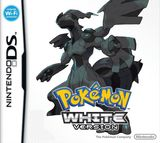 Photography of Pokemon White Version