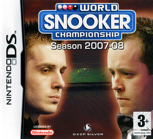 World Snooker Championship Season 2007-08