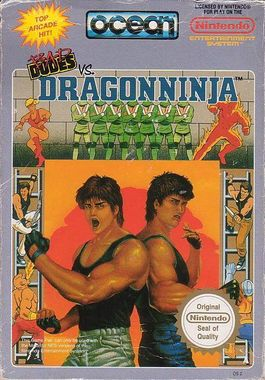 Bad Dudes Vs Dragon Ninja