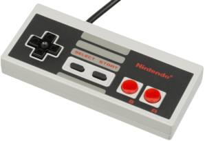 Nintendo Official NES System Controller