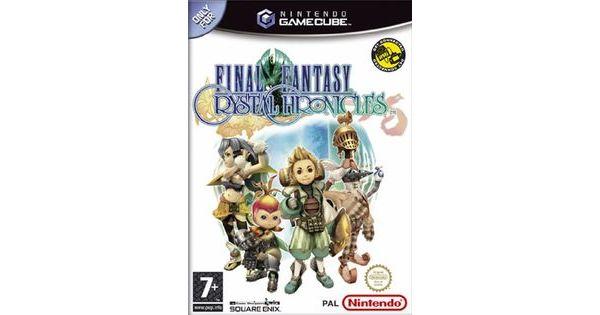 Final Fantasy: Crystal Chronicles – Nintendo Gamecube